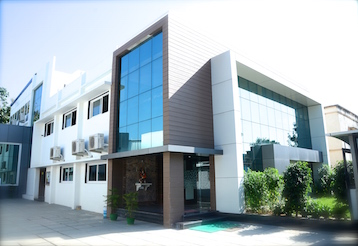 Green Field Control System (I) Pvt Ltd Head Quarter Outer View